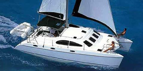 Prestige 38 Catamaran By Broadblue Marine