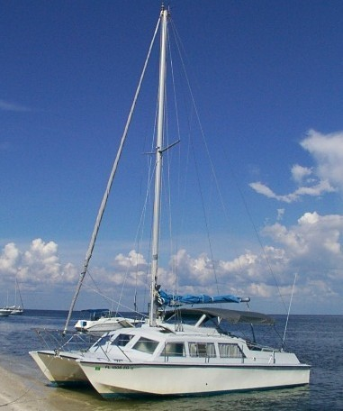 Used Catalac 8 Meter Catamaran For Sale By Owner Fidelity