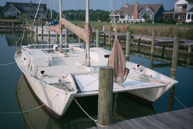 Used Wharram Catamaran For Sale By Owner Rainbow Chaser