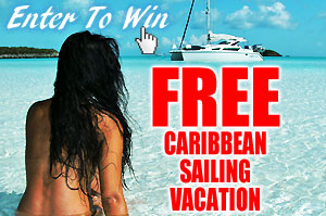 Enter To Win A Free Caribbean Sailing Vacation