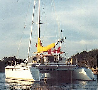 Volvo For Sale >> Fountaine Pajot Casamance Used Catamaran