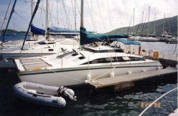 Pdq 36 Classic Used Catamaran Au Naturel