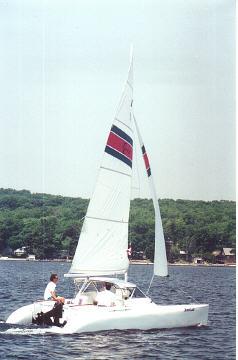 trailerable catamaran - Why?