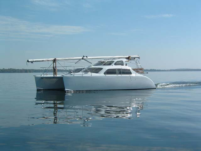 New Tomcat 9 7 Catamaran For Sale