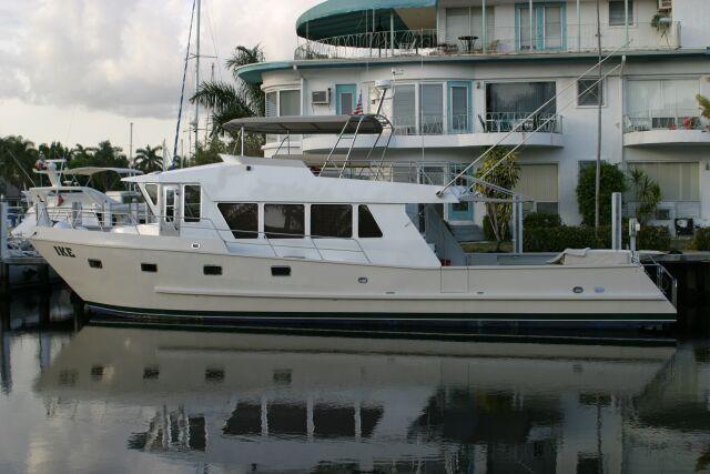 Used 55 Power Catamaran For Sale Ike