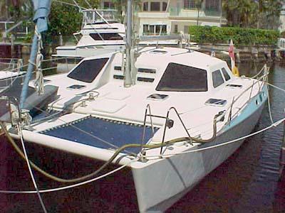 Catamaran For Sale: Kelsall Catamaran For Sale