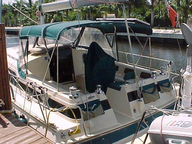 Used Packetcat 35 Catamaran For Sale Pacific High