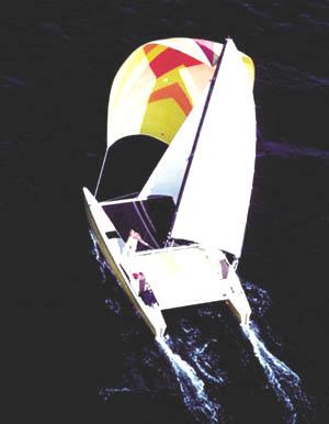 True Wind 32 Catamaran by True Wind Catamarans
