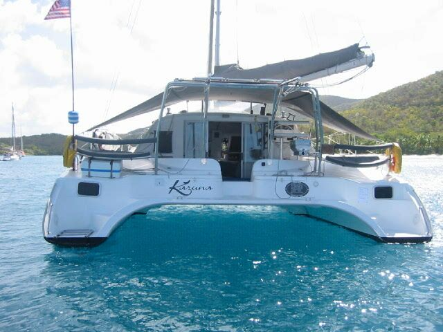 Used X Cat With Sail For Sale