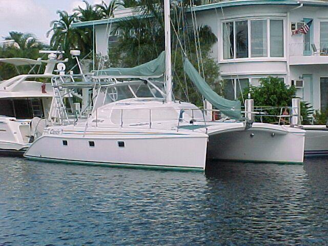 Used Manta 42 Catamaran For Sale Oasis
