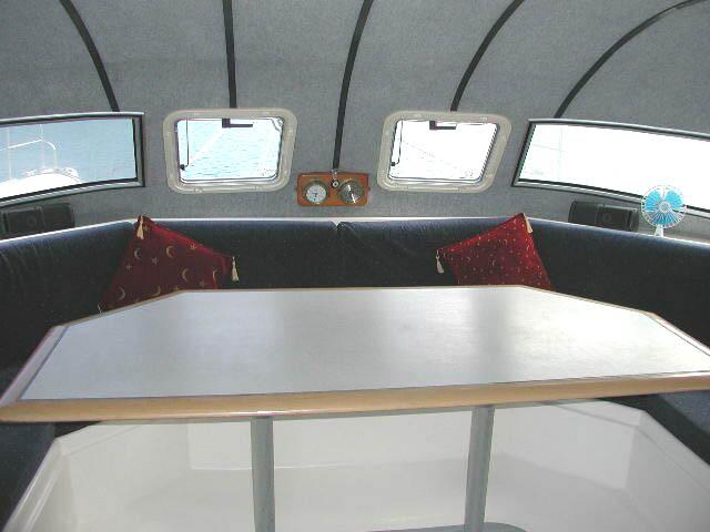 Used antigua 37 catamaran for sale - pelaginos