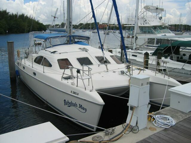 Used Prout 38 Catamaran For Sale Rebekah May