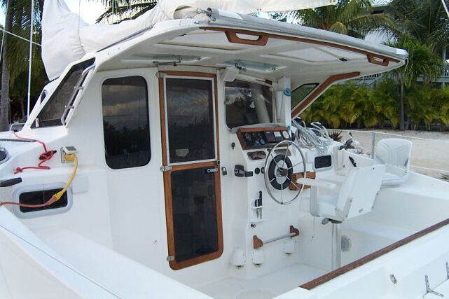 Used Gemini 105m Dl Catamaran For Sale Skate