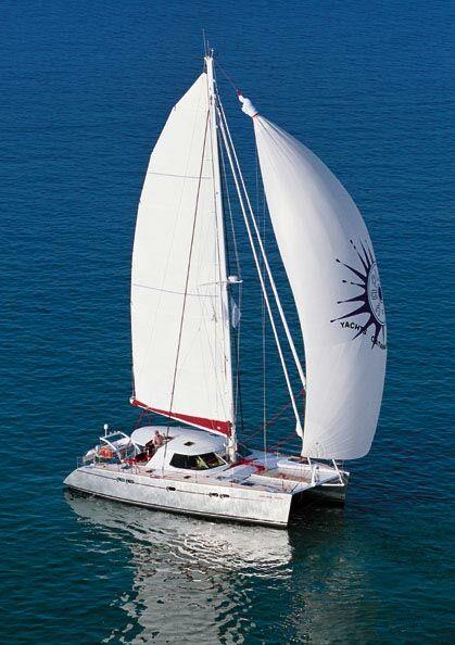 Used Yapluka 47 Catamaran For Sale Yapluka