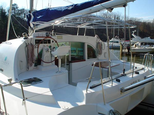 Used Lagoon 38 Catamaran For Sale Klascat