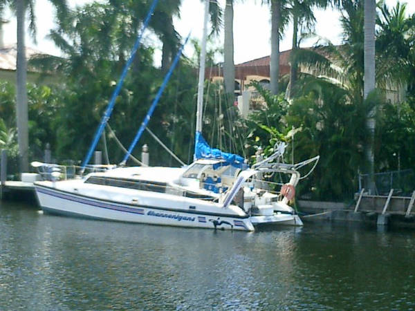 Used Dean 365 Catamaran For Sale Shannonigans