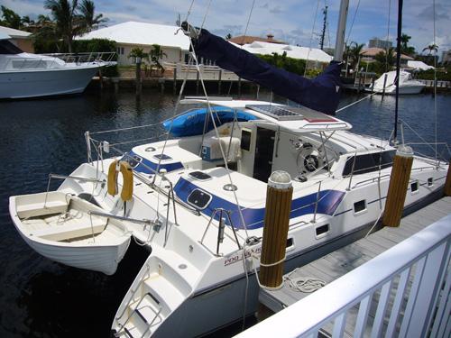 Used Pdq 32 Catamaran For Sale Blue Adventure