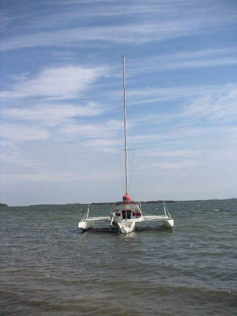 Used Draginfly 800 Trimaran For Sale Maiden Gully