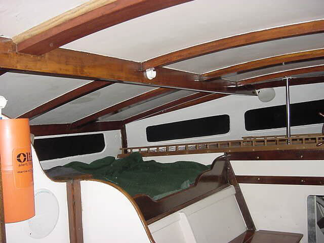 Used piver herald 35 trimaran for sale by owner - No Name